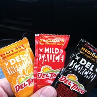 Photo taken at Del Taco by Gonzo .. on 2/10/2013