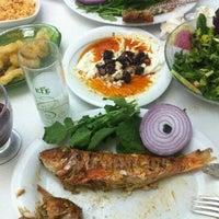 Photo taken at Karina Balık Restaurant by Varol . on 2/27/2013