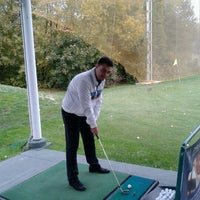 Foto tomada en The Moscow City Golf Club  por Богдан Д. el 9/27/2012