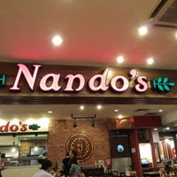 Photo taken at Nando's by mdSaimi on 10/10/2012