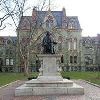 Photo taken at University of Pennsylvania by Ben T. on 1/21/2013