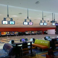 Photo taken at Universal Bowling Center by Waleed S. on 10/12/2012