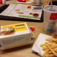 Photo taken at McDonald's by Оля on 10/4/2013