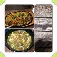 Das Foto wurde bei ресторан ORDA von Nastya am 1/17/2014 aufgenommen
