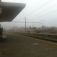 Photo taken at Station Ieper by Jamie B. on 11/14/2012