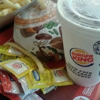 Photo taken at Burger King by Clara C. on 5/26/2013