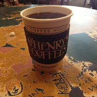 Photo taken at O'Henry's Coffee by Daniel on 6/24/2013