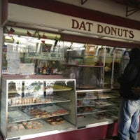 Photo taken at Dat Donut by Nauzder L. on 1/20/2013