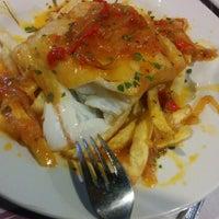 Photo taken at Restaurante Abelardo by Jorge G. on 10/17/2014