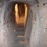 12/4/2012 tarihinde Mehmetziyaretçi tarafından Kaymaklı Yeraltı Şehri'de çekilen fotoğraf
