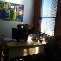 Photo taken at TopFloorStudio by ty h. on 11/9/2012