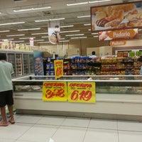 Photo taken at Supermercado Cidade Alternativo by Syllas A. on 8/8/2013