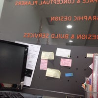 Photo taken at ONS Design Consultant by zaZa W. on 7/4/2014