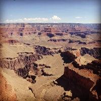 Photo taken at Grand Canyon National Park (South Rim) by Daniel L. on 7/31/2013