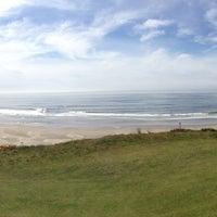Photo taken at Bandon Dunes Golf Resort by Casey on 5/12/2013