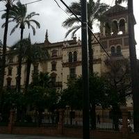 Foto tomada en Hotel Alfonso XIII por Armando Enrique D. el 1/13/2013