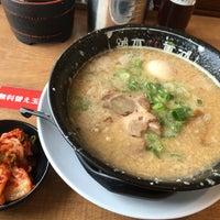 Photo taken at 河童ラーメン本舗 寝屋川店 by Daisuke on 11/24/2015