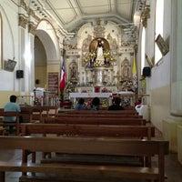 Photo taken at Iglesia De Andacollo by Sandra A. on 2/4/2013