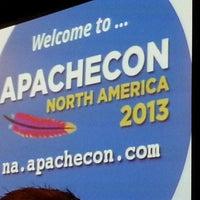 Photo taken at ApacheCon by Michael J. on 2/26/2013