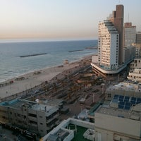 Photo taken at Isrotel Tower by Michael J. on 4/3/2013
