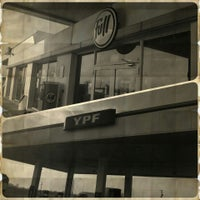 Photo taken at YPF - Cañada Rosquin by Santiago V. on 9/2/2013