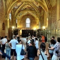 Photo taken at Museo Diocesano San Giovanni by Davide B. on 9/7/2013