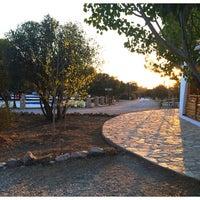 Photo taken at Camping Sierra de Maria by David P. on 8/16/2014