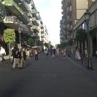 Photo taken at Corso Vittorio Emanuele by Maxio75 on 6/24/2013