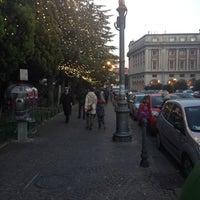 Photo taken at Via Roma by Maxio75 on 12/21/2013