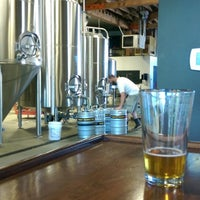 Photo taken at Baker City Brewing by Kyle K. on 7/5/2014