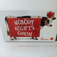 Photo taken at Chick-fil-A by Larry on 12/4/2012