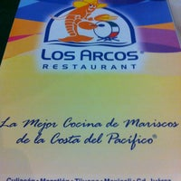 Photo taken at Los Arcos by Paris on 12/28/2012