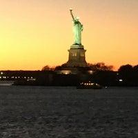Photo taken at Staten Island Ferry Boat - John J. Marchi by Leanne K. on 11/6/2016