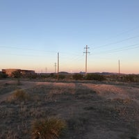 Photo taken at Marfa Mystery Lights Viewing Area by Tim F. on 7/9/2017