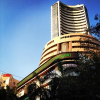 Photo taken at Bombay Stock Exchange (BSE) by Tim F. on 2/25/2013