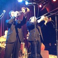 Photo taken at Dimitriou's Jazz Alley by Joe S. on 1/24/2013