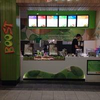 Photo taken at Boost Juice by Shaun K. on 11/12/2013