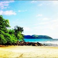 Photo taken at Praia Preta by Daniel M. on 11/6/2012