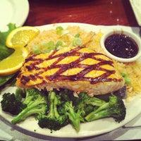 Photo taken at Thai Original BBQ Restaurant by Angelica P. on 12/4/2012