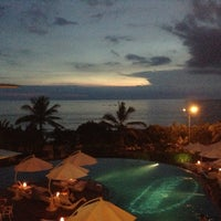 Photo taken at Sheraton Bali Kuta Resort by choi v. on 5/20/2013