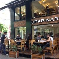 Photo taken at Edirne Kırkpınar Köftecisi by Ebru Z. on 6/13/2013