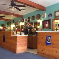 Photo taken at Gazzolo's European Restaurant and Deli by Chuck O. on 12/5/2012
