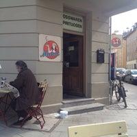Das Foto wurde bei Café Maria von Simon B. am 5/9/2013 aufgenommen