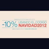 Photo taken at Mtn Shop Santiago by MtnShop on 12/21/2012
