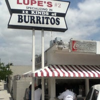 Photo taken at Lupe's #2 by D on 5/23/2013