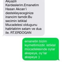 Photo taken at Ali's Harikalar Fırını by Gökhan on 3/29/2014