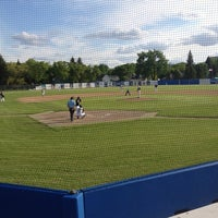 Photo taken at Scott Berry Field by Peter A. on 6/12/2013