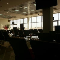 Photo taken at Prince Nayef Bin Abdulaziz International Airport (ELQ) by Suliman A. on 2/14/2013
