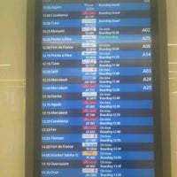 Photo taken at Terminal Sud by Aurélie J. on 9/30/2012