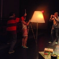 Photo taken at Theatre 101 by Jessica on 10/17/2012